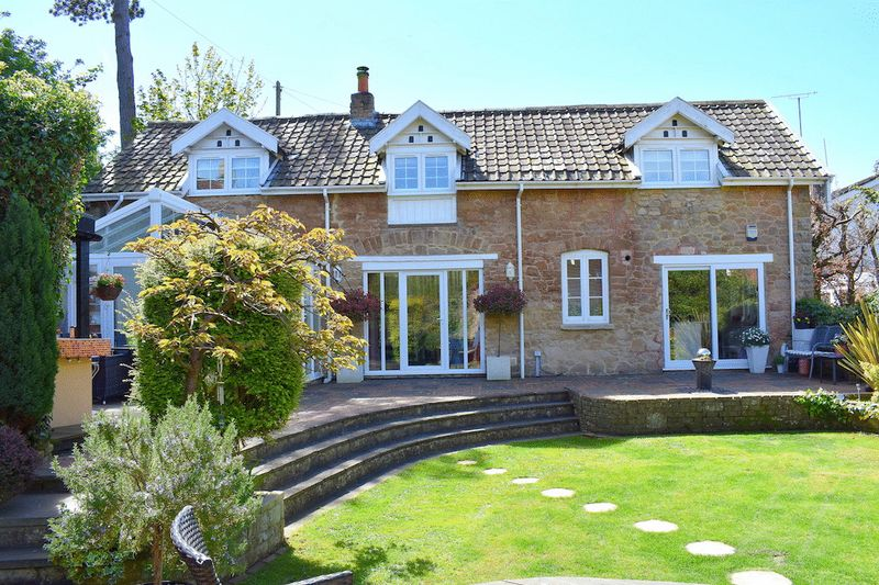 3 Bedrooms Cottage House for sale in Castle Road, Clevedon
