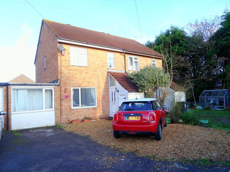 3 Bedrooms Semi Detached House for sale in Jubilee Place, Clevedon