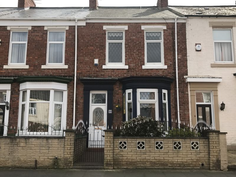 3 Bedrooms Terraced House for sale in Broughton Road, South Shields