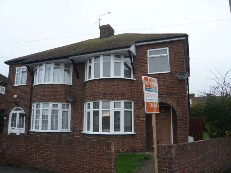 St Helens Road, Sheerness, ME12