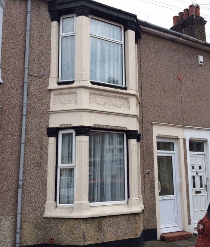 2 Bedroom Terraced house in Sheerness, Â...