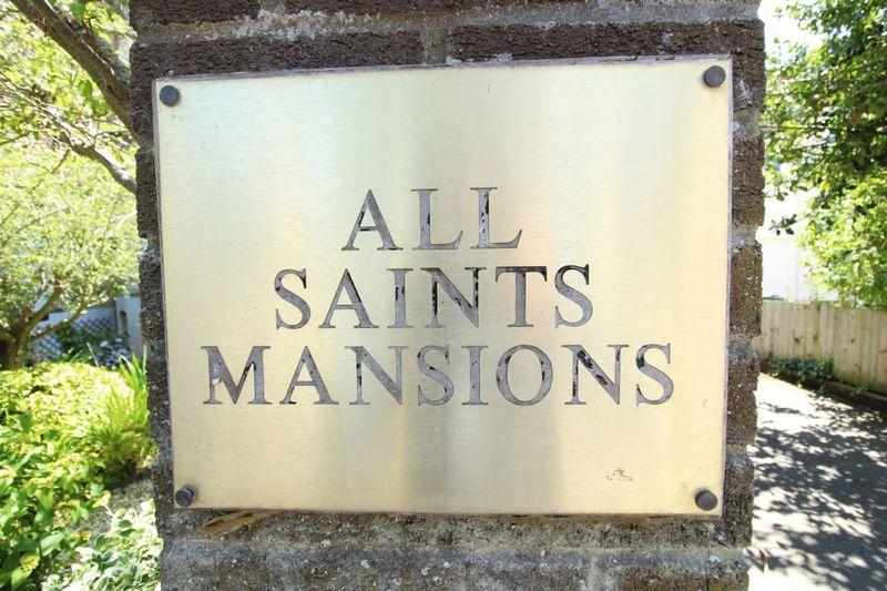 All Saints Road