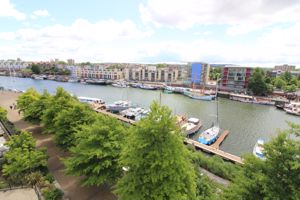 Hannover Quay Harbourside