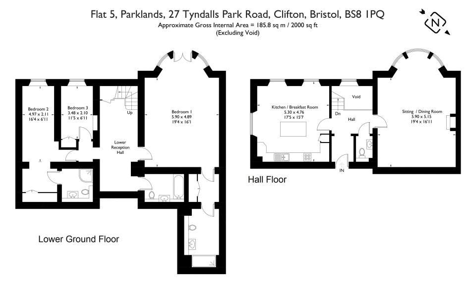 Parklands, Tyndalls Park Road