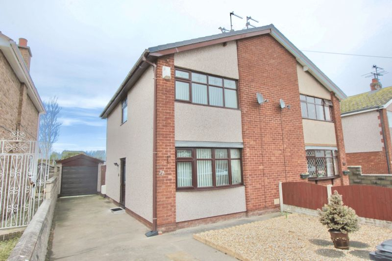3 Bedrooms Semi Detached House for sale in Grosvenor Road, Prestatyn