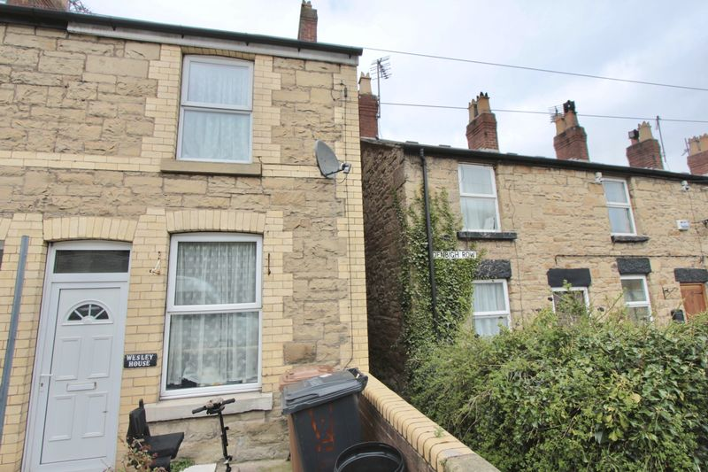 2 Bedrooms Semi Detached House for sale in Main Road, Holywell