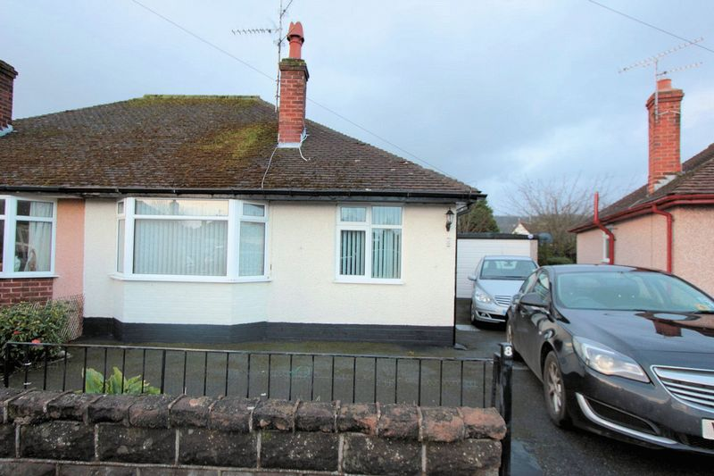 2 Bedrooms Semi Detached Bungalow for sale in Peters Close, Prestatyn