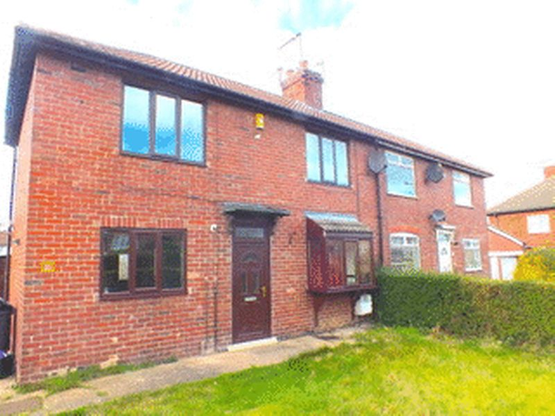 2 Bedrooms Semi Detached House for sale in Broomhouse Lane, Edlington