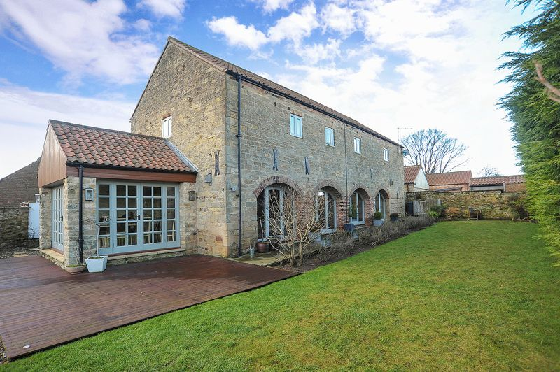 4 Bedrooms Detached House for sale in The Granary Dishforth Thirsk North Yorkshire YO7 3JU