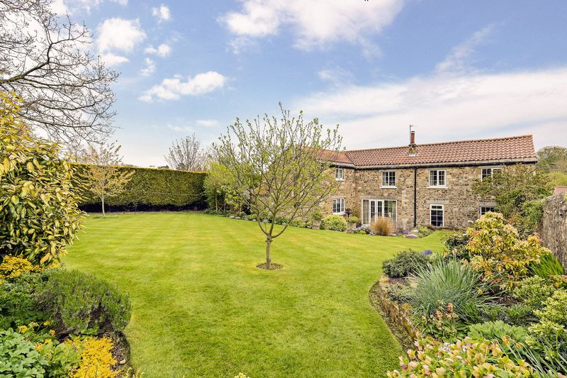 5 Bedrooms Property for sale in The Manor Barn Brearton Harrogate North Yorkshire HG3 3BX
