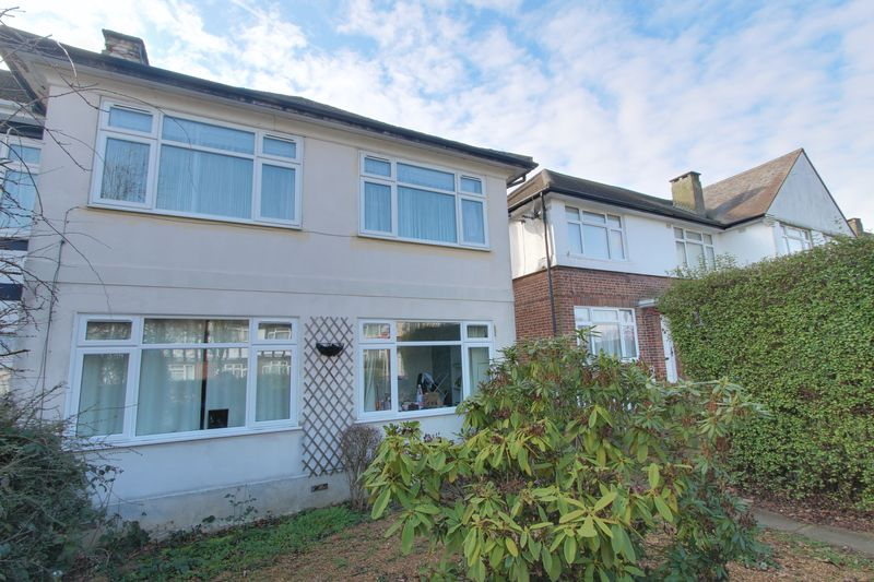 2 Bedrooms Flat for sale in Goring Way, Greenford