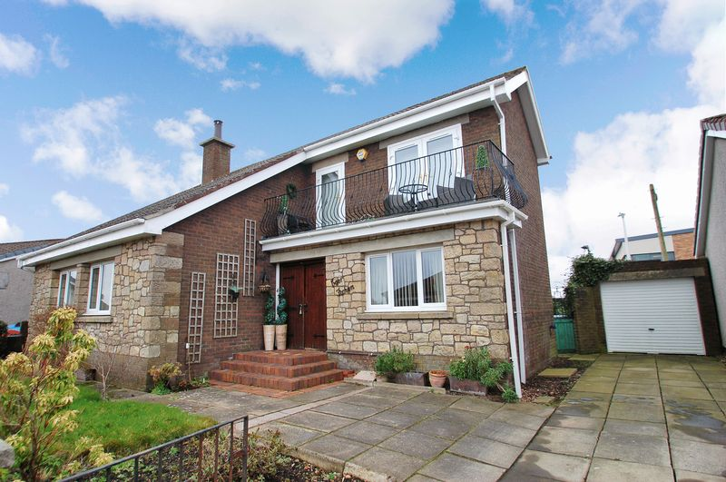 4 Bedrooms Detached House for sale in Belstane Park, Carluke