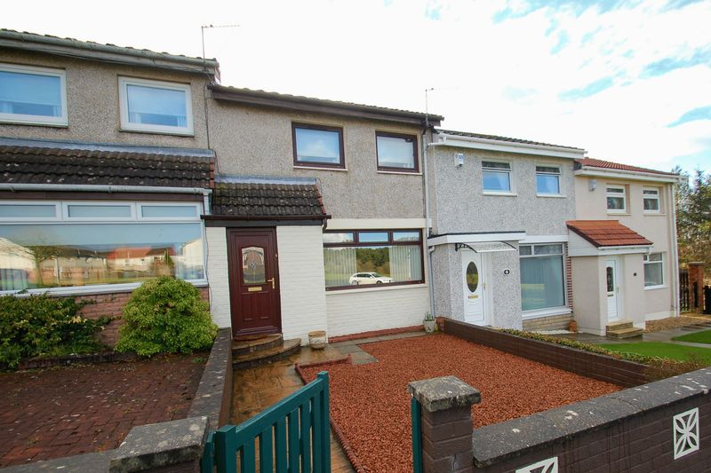 2 Bedrooms Terraced House for sale in Crossan Lane, Carluke