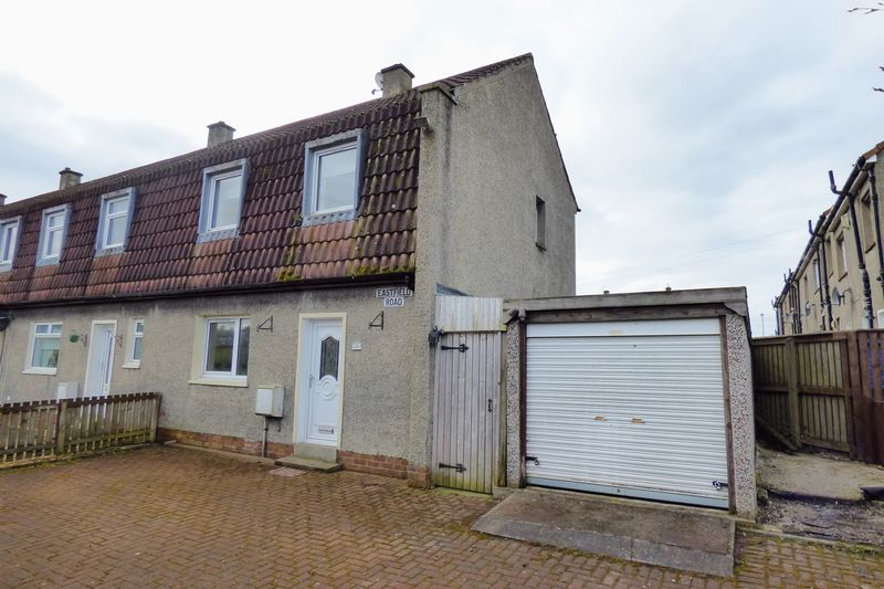 2 Bedrooms Terraced House for sale in Eastfield Road, Carluke