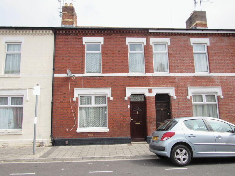 3 Bedrooms Terraced House for sale in Sussex Street Grangetown Cardiff CF11 6SS