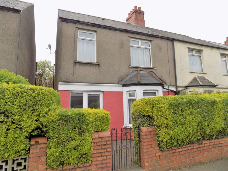 3 Bedrooms Semi Detached House for sale in Lansdowne Road Canton CF5 1JQ