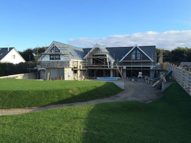 5 Bedrooms Detached House for sale in Green Lane, Crantock