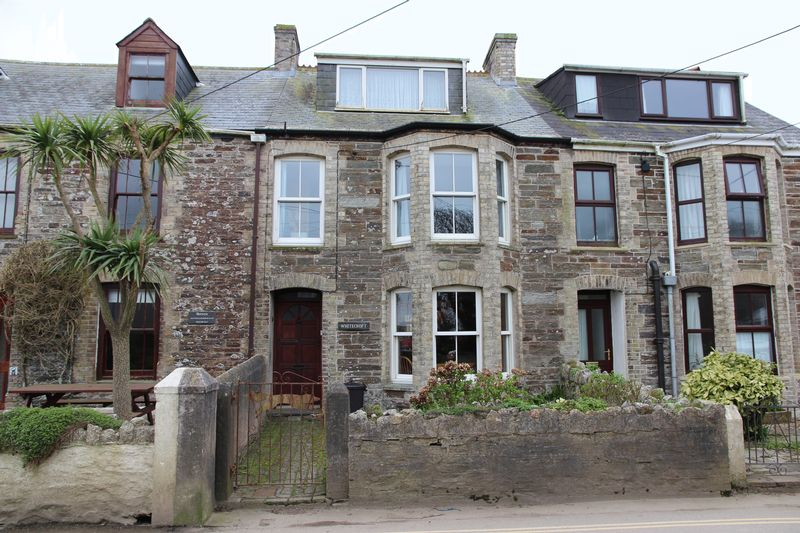 4 Bedrooms Terraced House for sale in West Pentire Road, Crantock