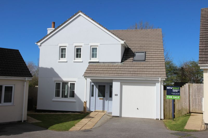 4 Bedrooms Detached House for sale in Bedowan Meadows, Newquay