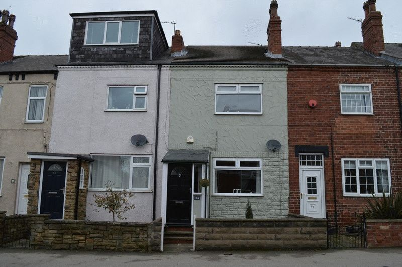 2 Bedrooms Terraced House for sale in Station Road, Leeds