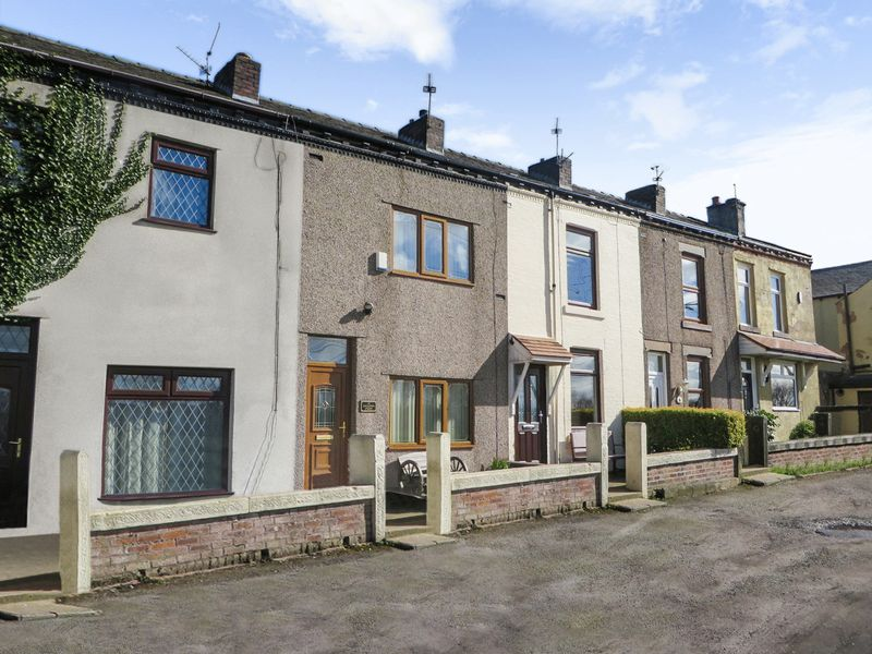 2 Bedrooms Terraced House for sale in Singleton Street, Radcliffe, M26 3WG