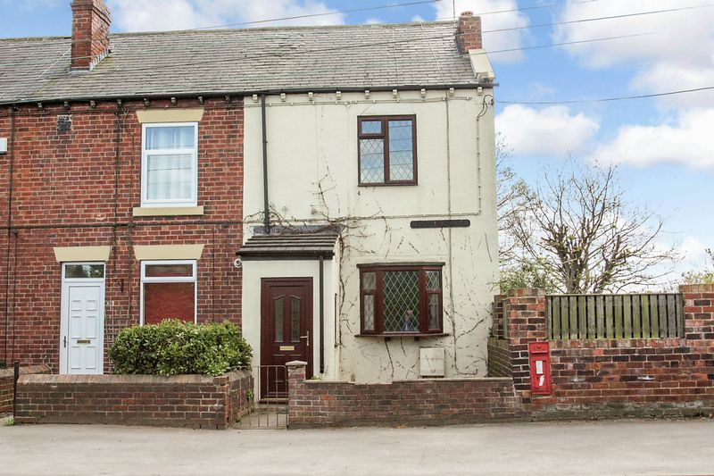 2 Bedrooms Terraced House for sale in Wakefield Road, Streethouse