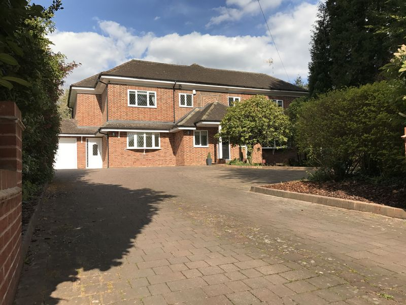 5 Bedrooms Detached House for sale in Broome Lane, Blakedown
