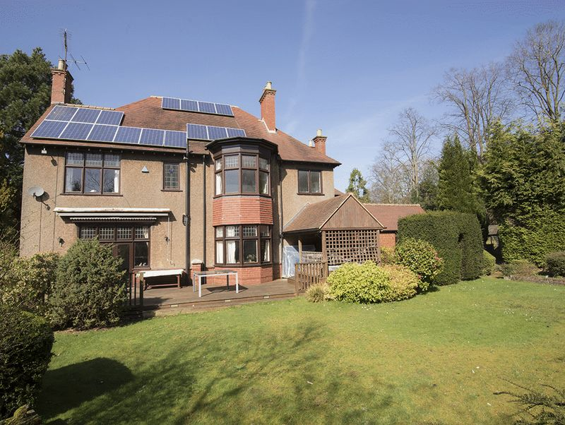 5 Bedrooms Detached House for sale in Worcester Road, Hagley