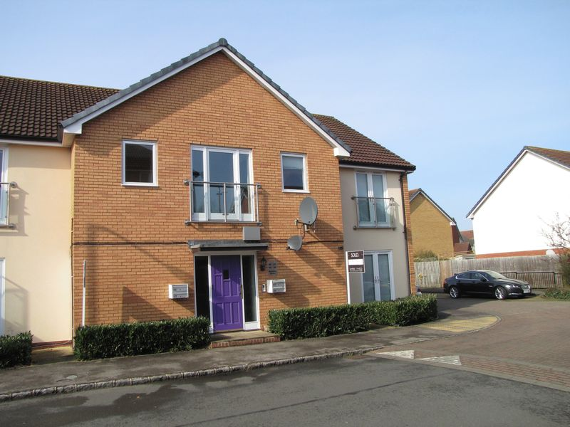 2 Bedrooms Flat for sale in Bewdley Grove, Milton Keynes