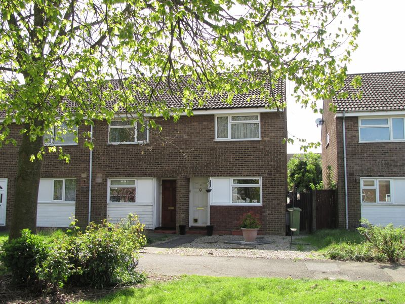 2 Bedrooms Terraced House for sale in Magenta Close, Milton Keynes
