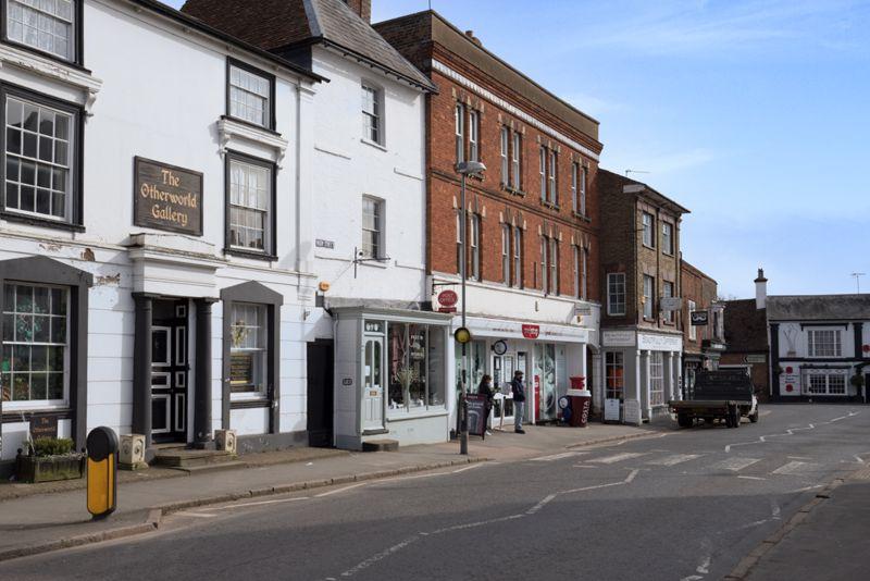 High Street Winslow
