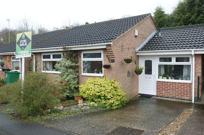 2 Bedrooms Detached Bungalow for sale in Tealby Close, Bulwell