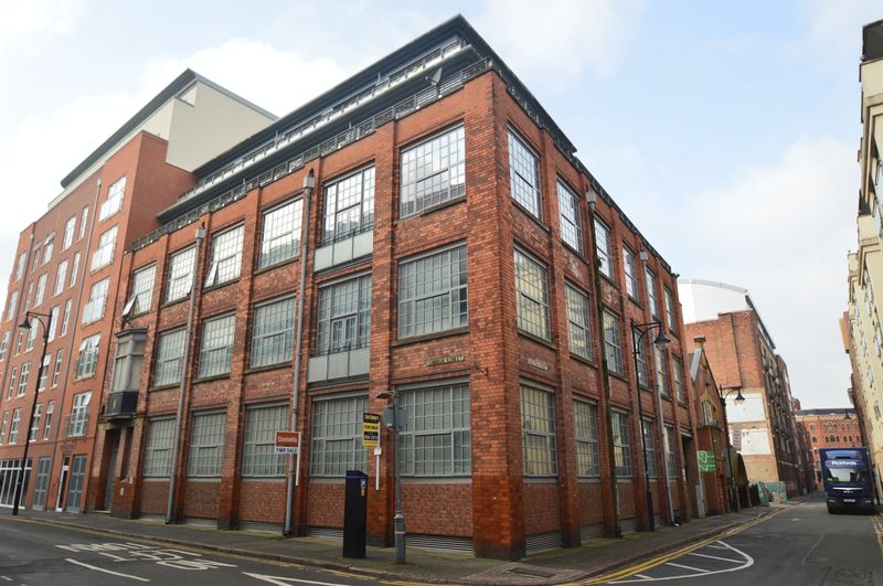 2 Bedrooms Flat for sale in Colton Street, Leicester