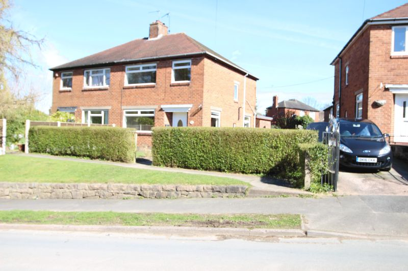 3 Bedrooms Semi Detached House for sale in The Uplands, Biddulph, ST8 7EP
