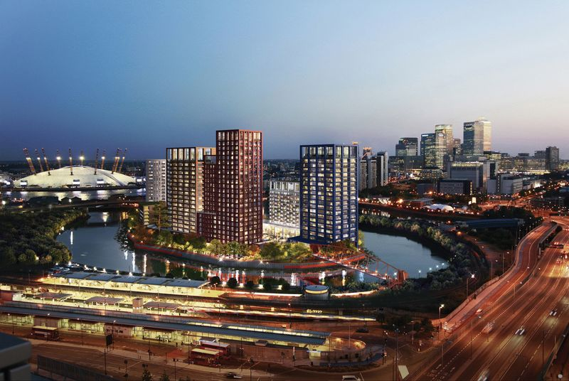 Foundry, City Island, Canning Town, E14