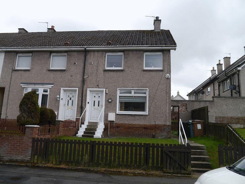 2 Bedrooms Terraced House for sale in Burnside Road, Motherwell
