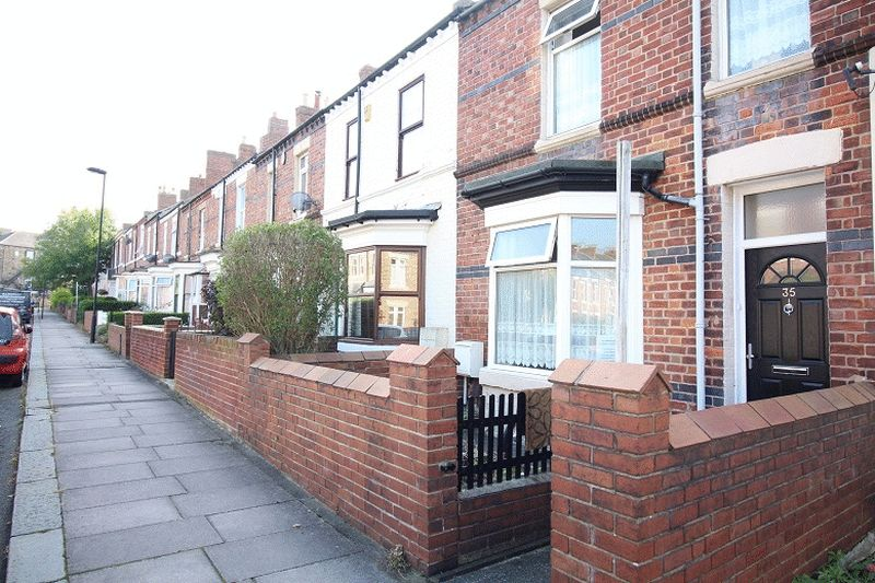 3 Bedrooms Terraced House for sale in Belle Grove West, Newcastle Upon Tyne