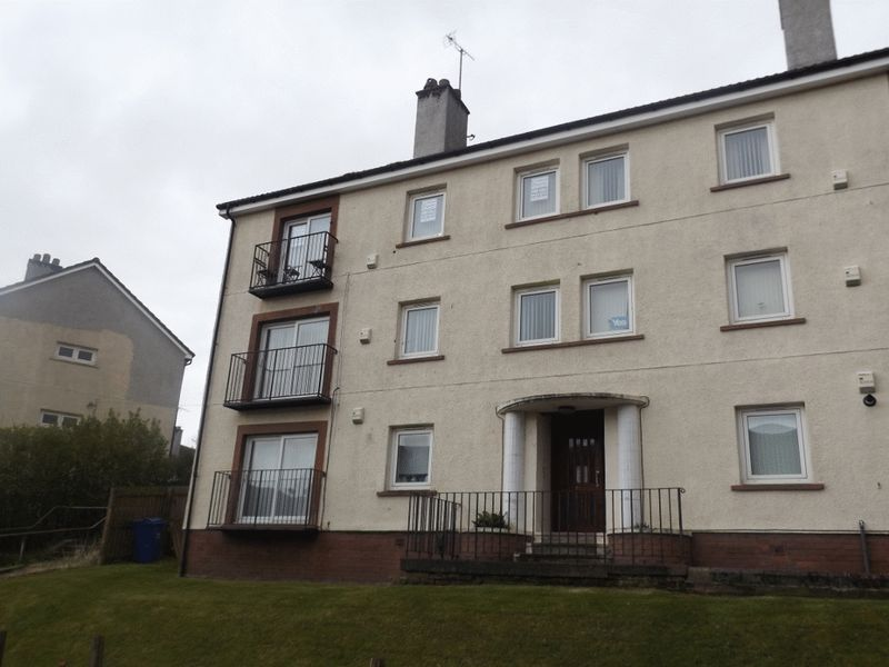 1 Bedroom Flat for sale in Garry Drive, Paisley