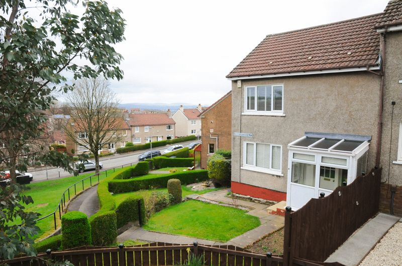 2 Bedrooms Semi Detached House for sale in Dinmont Avenue, Paisley