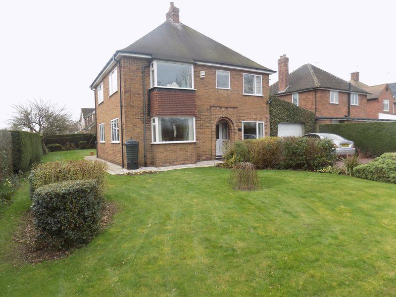 4 Bedrooms Detached House for sale in Bracken Lane, Retford