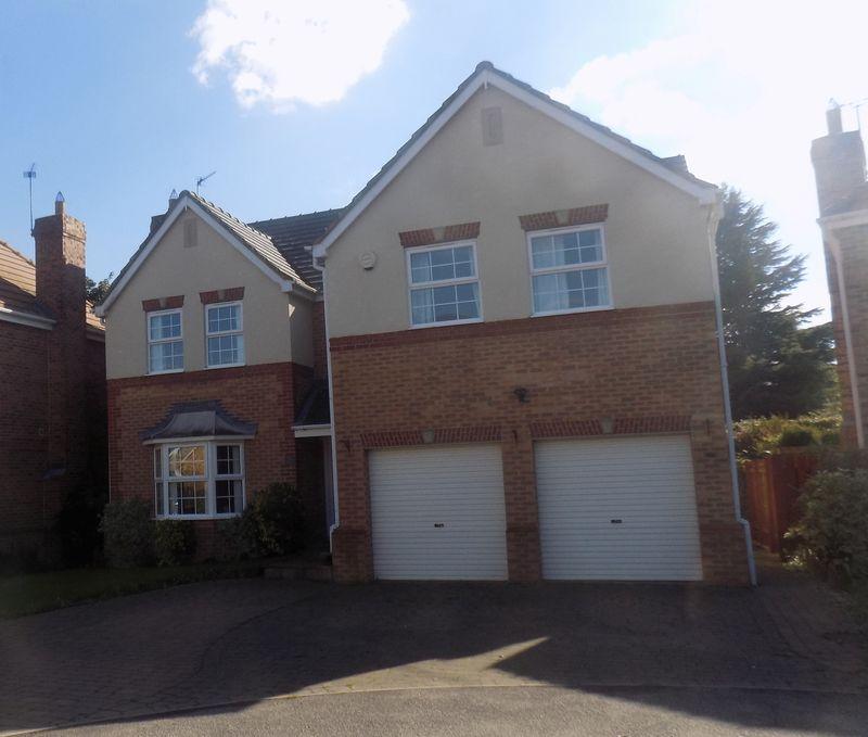 4 Bedrooms Detached House for sale in Park Mews, Retford