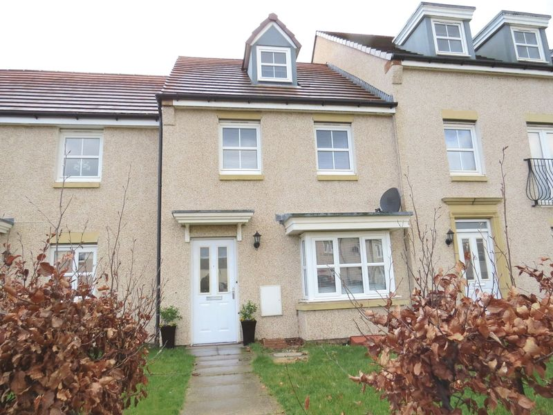 3 Bedrooms Terraced House for sale in 61 Jim Bush Drive, Prestonpans