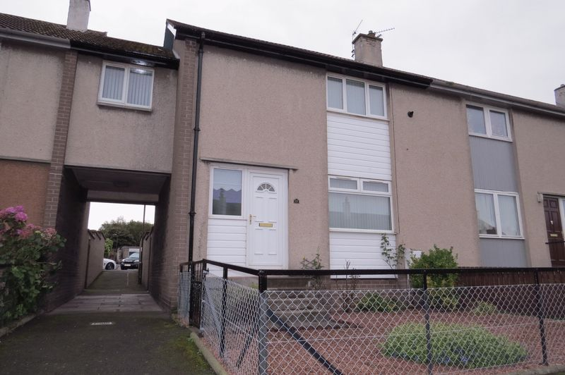 3 Bedrooms Terraced House for sale in 13 Forthview Drive, Musselburgh