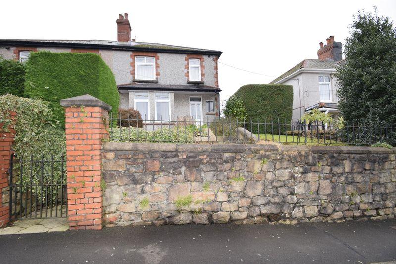 3 Bedrooms Semi Detached House for sale in Herberts Road, Garndiffaith, Pontypool