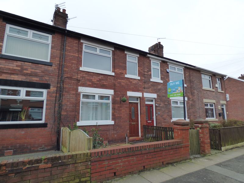 2 Bedrooms Terraced House for sale in Prince Edward Avenue, Manchester