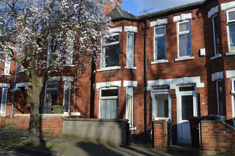 3 Bedrooms House for sale in Whitehall Terrace, Lincoln