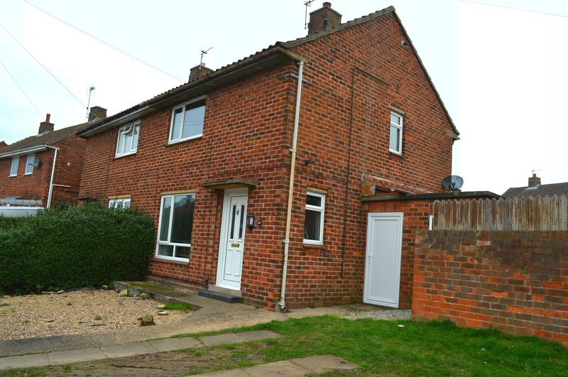 2 Bedrooms Semi Detached House for sale in Waddingworth Grove, Lincoln