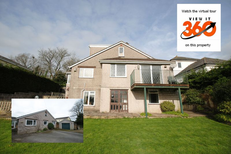 7 Bedrooms Detached House for sale in Carkeel, Saltash