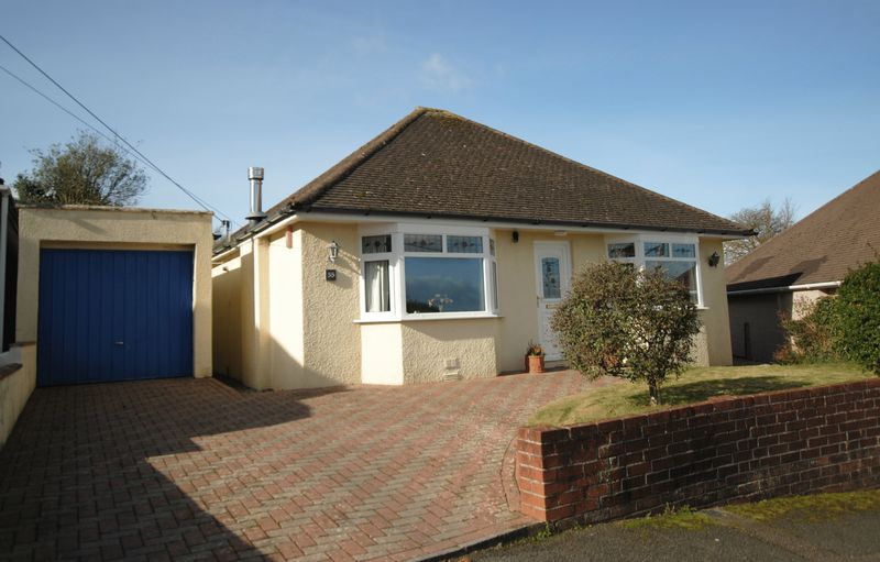 2 Bedrooms Detached Bungalow for sale in Longview Road, Saltash