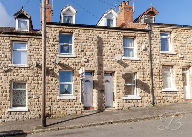 3 Bedrooms Terraced House for sale in Park Street, Mansfield Woodhouse